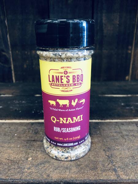 Lanes BBQ Q-Nami