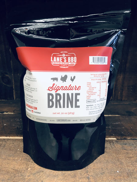 Lanes BBQ Signature Brine