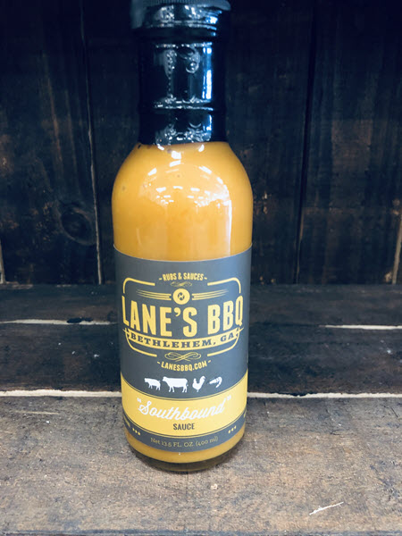 Lanes BBQ Southbound