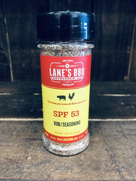 Lanes BBQ SPF 53