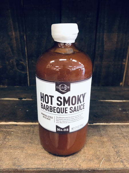 Lillie's Q Hot Smokey