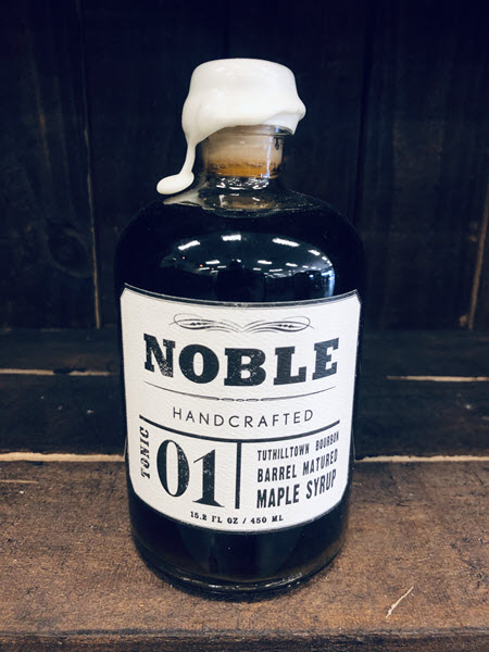 Noble Maple Syrup 01