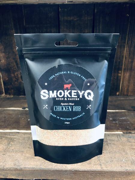 Smokey Q Chicken