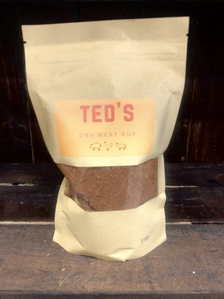 Ted's Dry Meat Rub