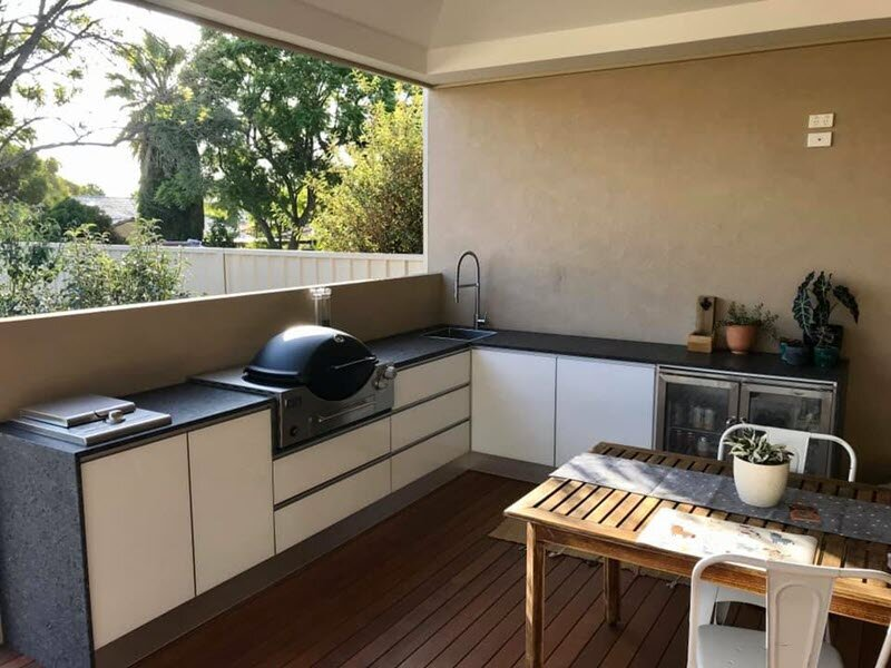Outdoor Kitchens Perth Bbq Alfresco Kitchens The Outdoor Chef