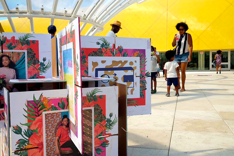 Black Love Fest NY 2017 at Brooklyn Children's Museum