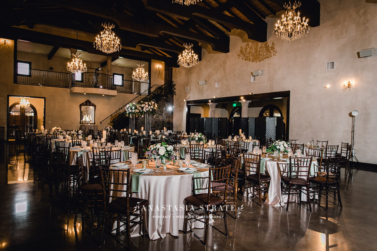 Texas wedding reception