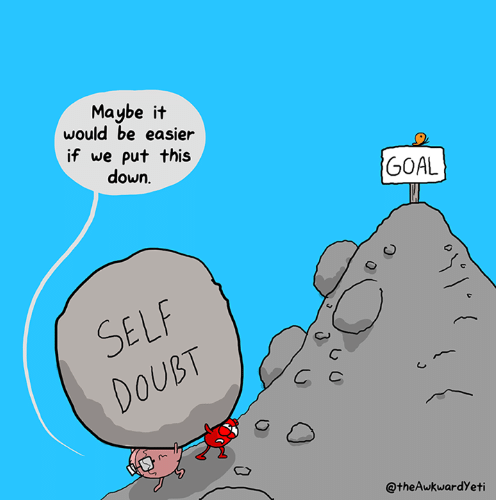 Let me remove this boulder from your shoulders!