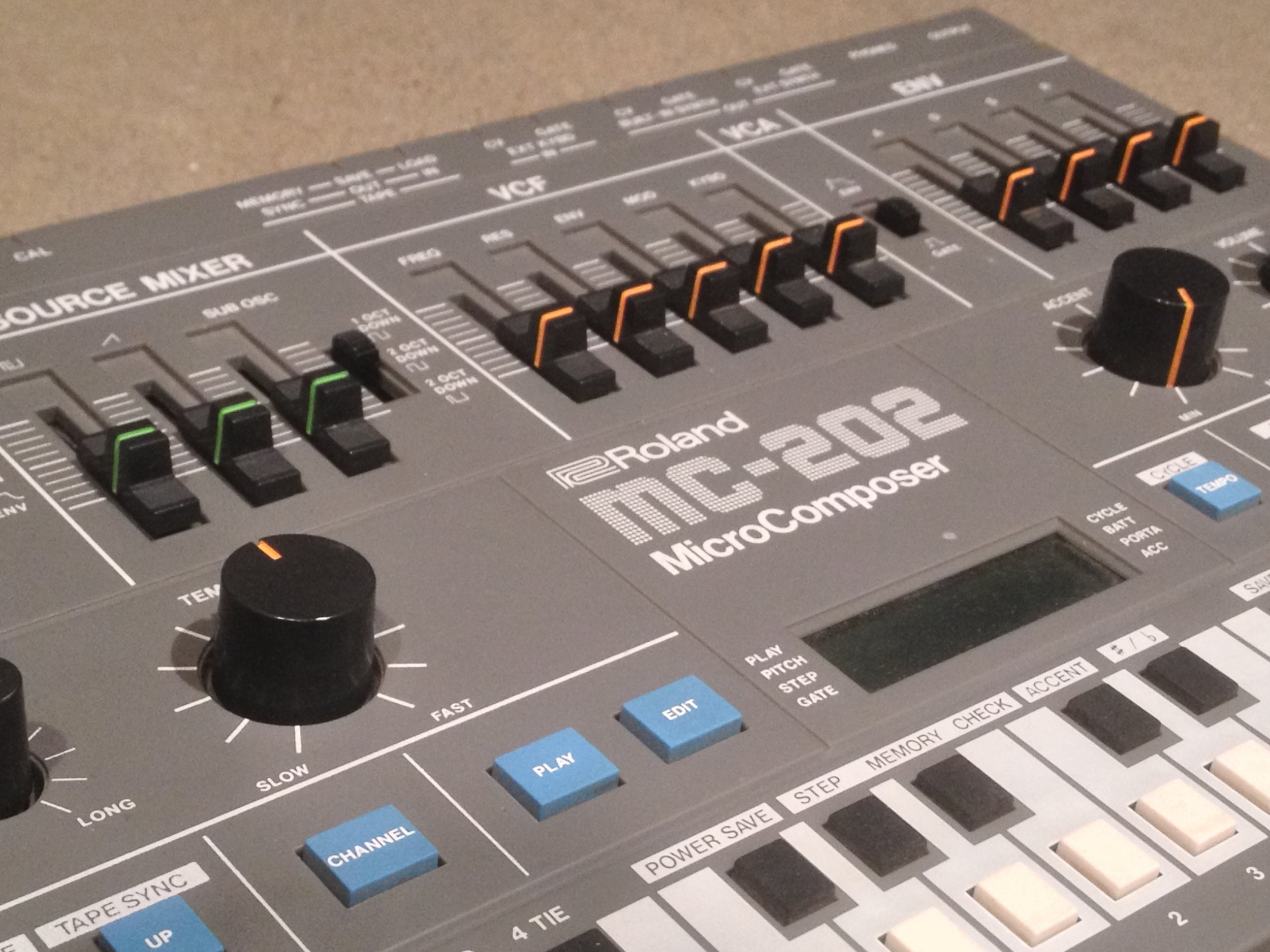 Roland MC-202 Nightlife Electronics Synth Repair Vancouver.JPG