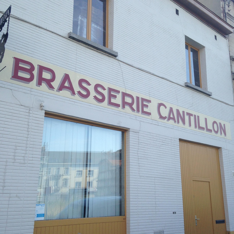Brasserie Cantillon, Brussels Belgium