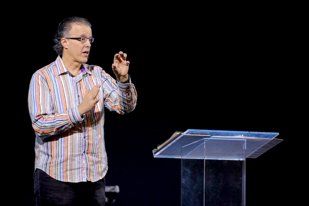 OUR IDENTITY AS THE EKKLESIA - PASTOR GREG SIMAS