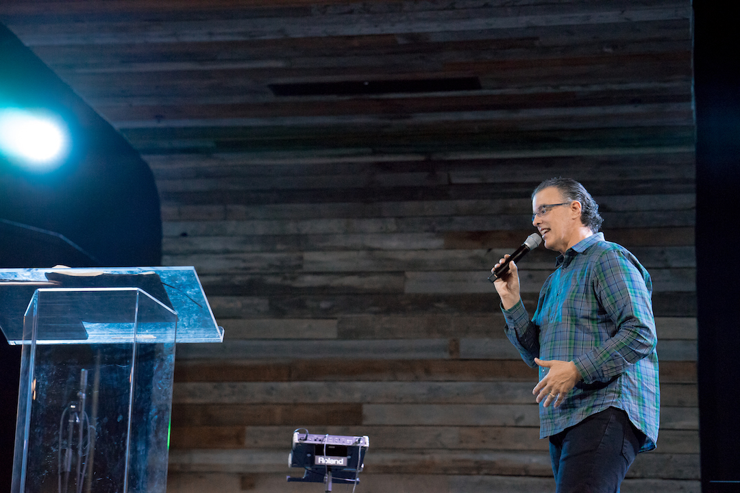 THE POWER OF GOD'S GREATNESS IN OUR LIVES - PASTOR GREG SIMAS