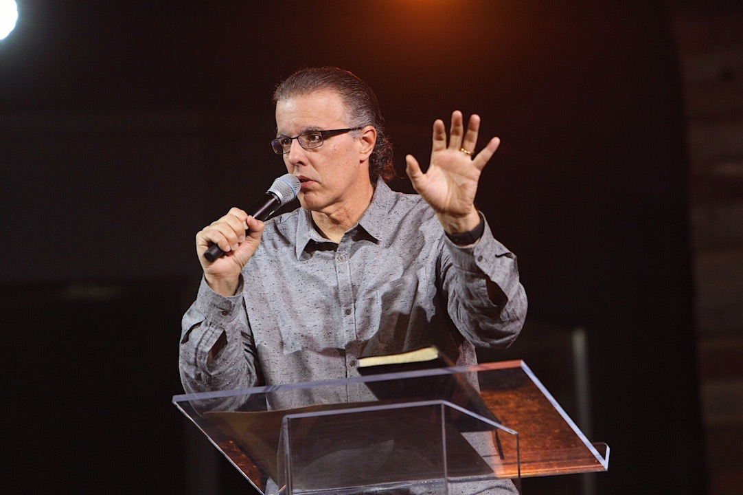 REMEMBERING YOUR FIRST LOVE DURING TRANSFORMATION - PASTOR GREG SIMAS