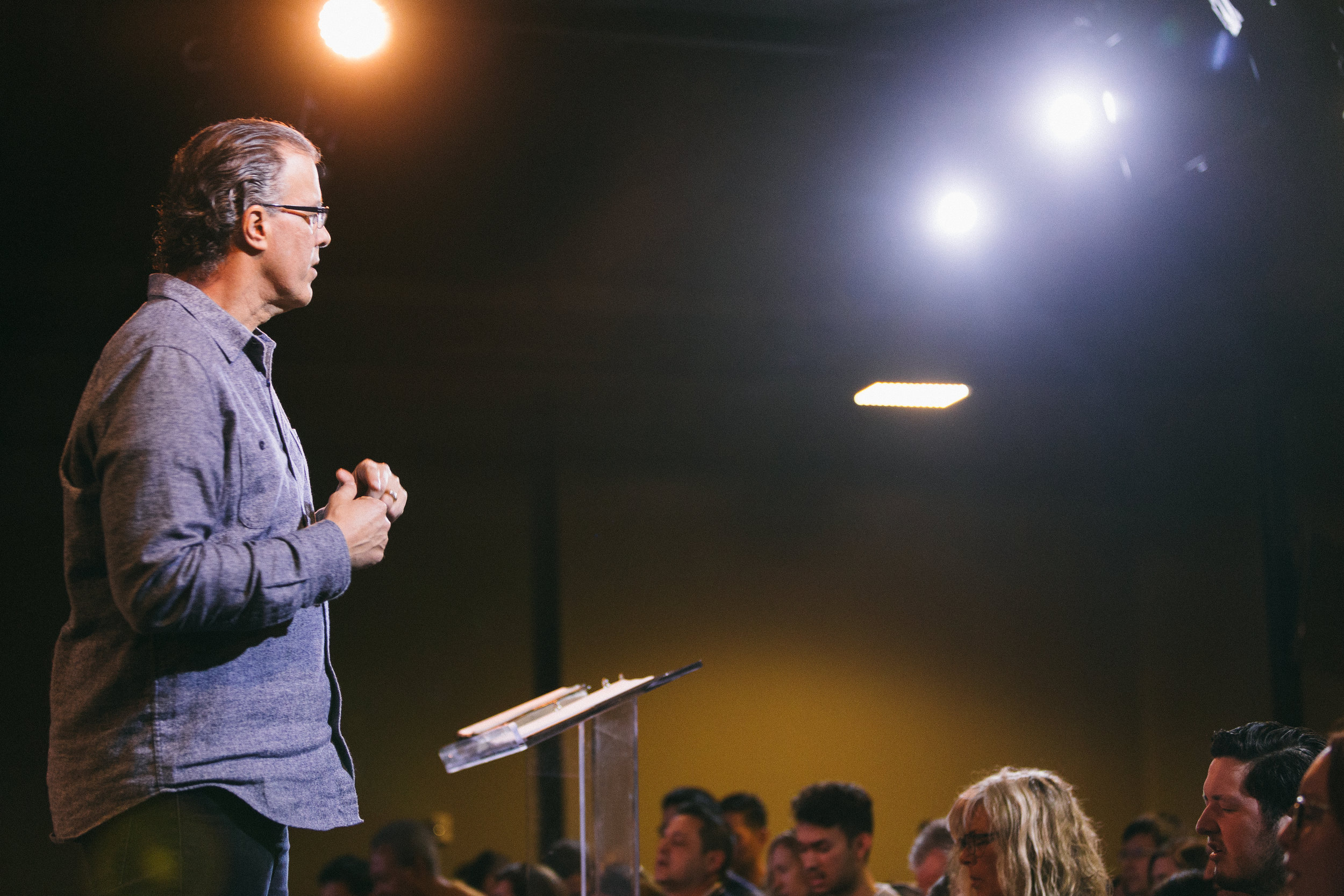 THE GOODNESS OF THE LORD - PASTOR GREG SIMAS