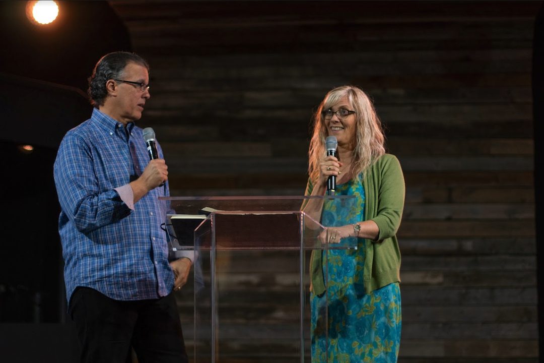 EKKLESIA IN THE PHILIPPINES - PASTORS GREG AND WENDI SIMAS