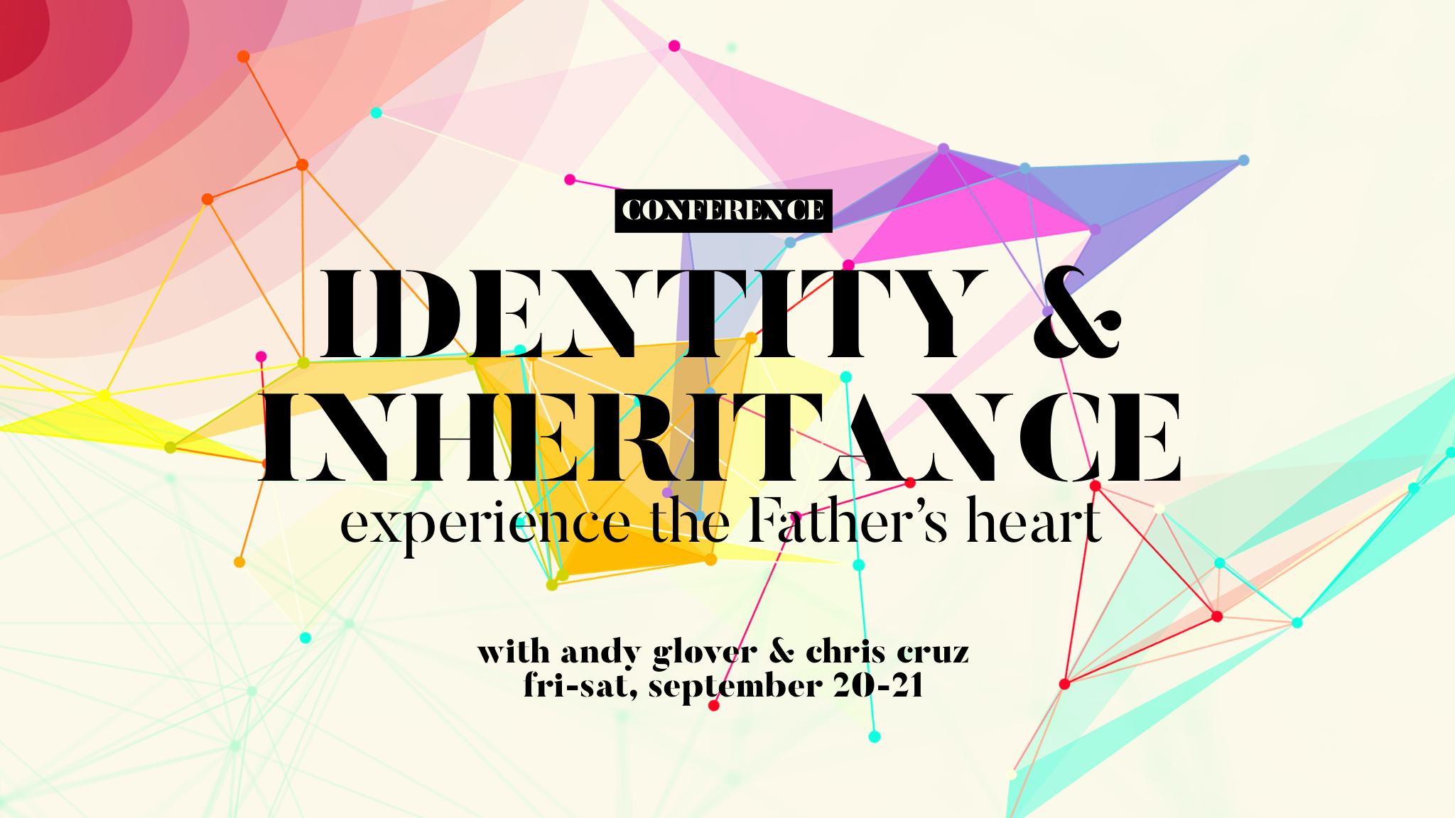 IDENTITY AND INHERITANCE CONFERENCE 2019 -