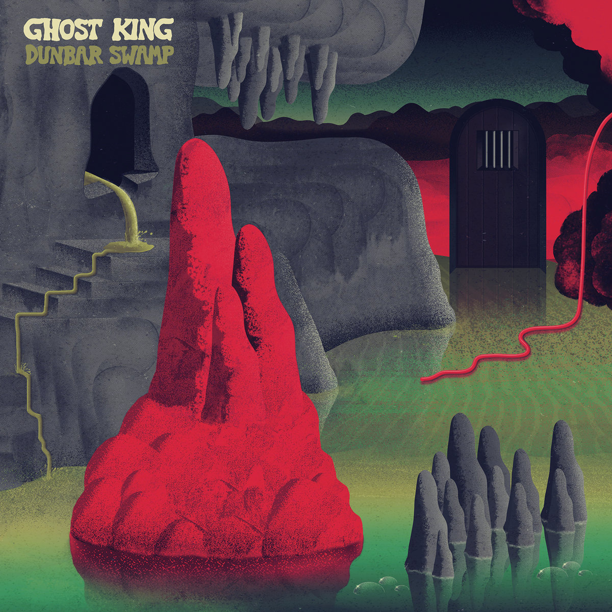Check out what Tom was listening to in February! - Featuring songs from Ghost King, Plastic Picnic, Pavo Pavo, and more!