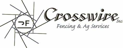 Crosswire Fencing Logo