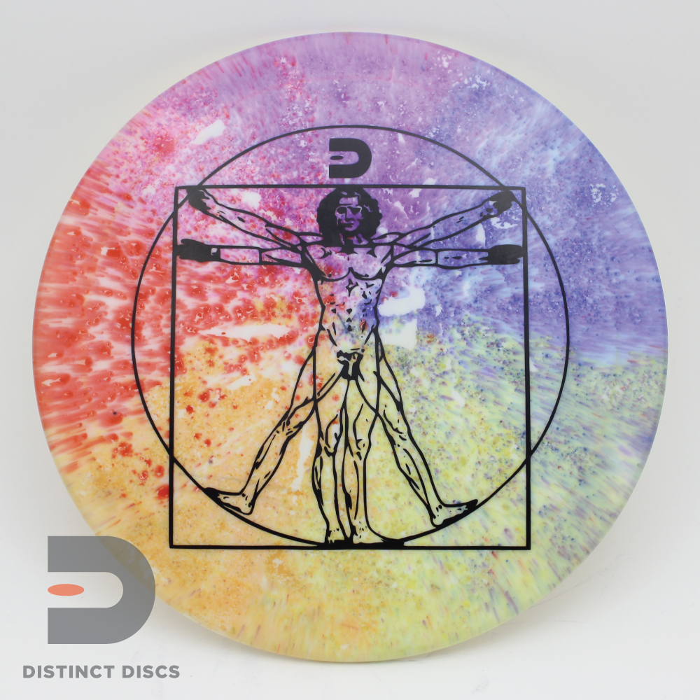 This is the final product from this dye job. I left the disc on they dye for about 2 to 3 hours to get these colors.For darker more saturated colors leave the disc on the dye for a longer period. I would suggest not longer than 8 hours for star style plastic and 10 hours for champion style plastic.