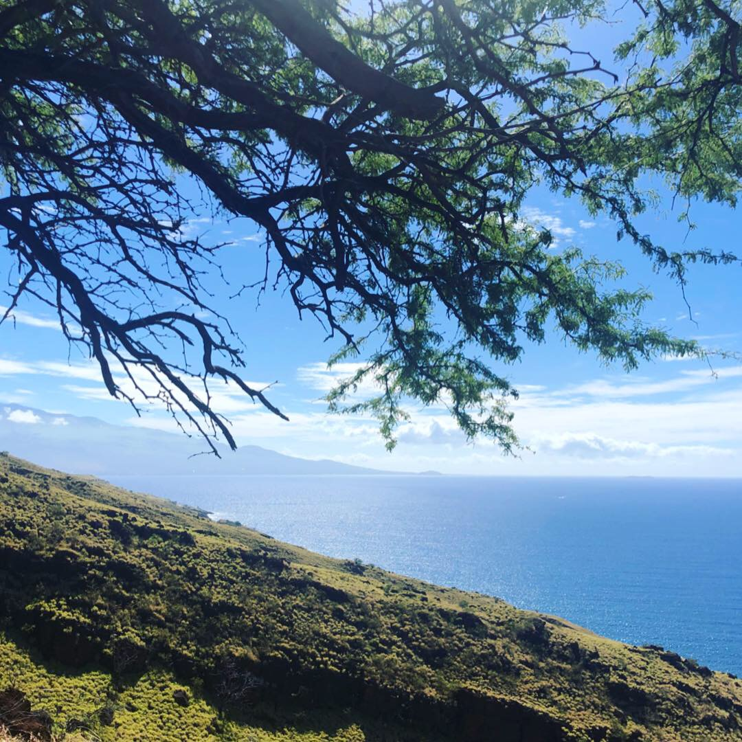 Hiking West Maui