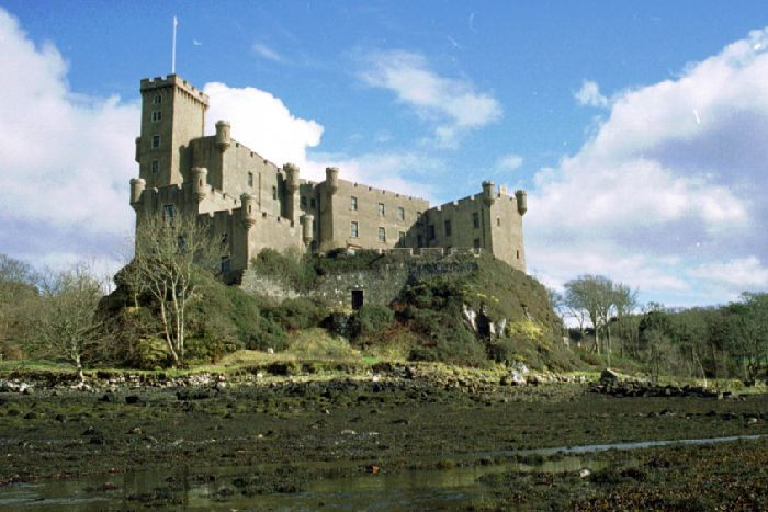 Dunvegan Castle on the Isle Of Skye - Photo By Amy Watson