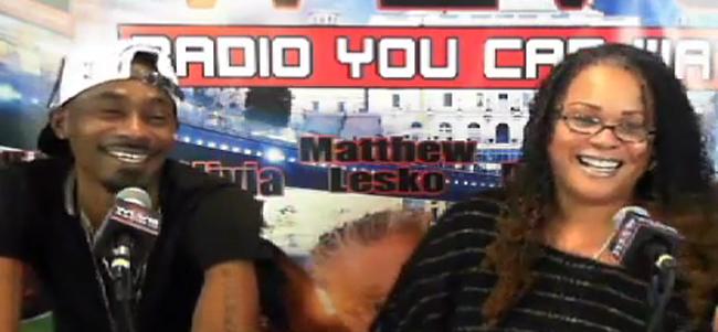 Wendy Hicks and Roc Starz on Indie Voice Radio Show