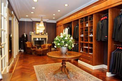 Boardroom at Oger Amsterdam