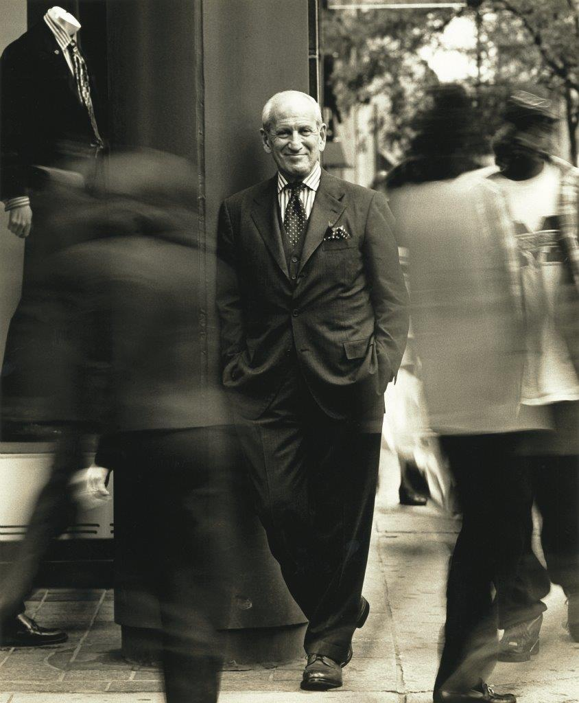 Harry Rosen, Executive Chairman, Harry Rosen Inc