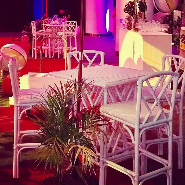 Our Hamptons Stools and Dry Bars are looking great at this corporate event! ⛱ Concept and styling by our sister company @aminiconcepts . . . . . #beachparty #fiesta #hotsummernights #corporateevents #corporatedinner #corporateparty #workparty #eventtheming #eventstyling #eventstylist #furniturehire #partyhire #workdrinks #outdoorfurniture #lanterns #beachballs #fun #letyourhairdown #sistercompany #collaborate #brisbane #brisbaneevents #furniturerentals #epic #visiondesigncreate #thestyledgroup #goldcoasthire #eventdesign #furnitureinspiration