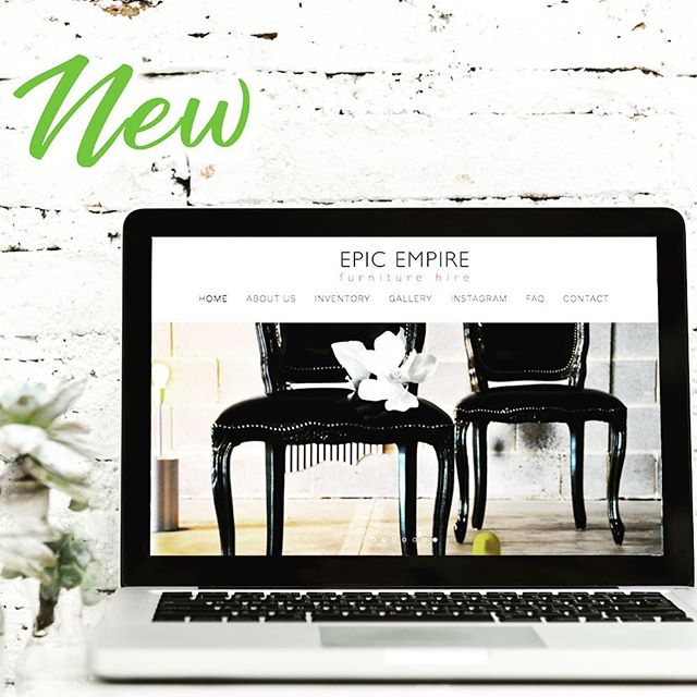 New website feels! 🤗 Check out our fresh new look! 🌿 . . . . . #newlook #fresh #newwebsite #sofresh #beautifulfurniture #eventfurniture #brisbaneevents #partyhire #brisbane #goldcoastevents #eventhire #eventstyling #eventhire #eventdecor #brisbaneconference #brisbanevenues #hirebrisbane #thestyledgroup #epicempirefurniture #visiondesigncreate