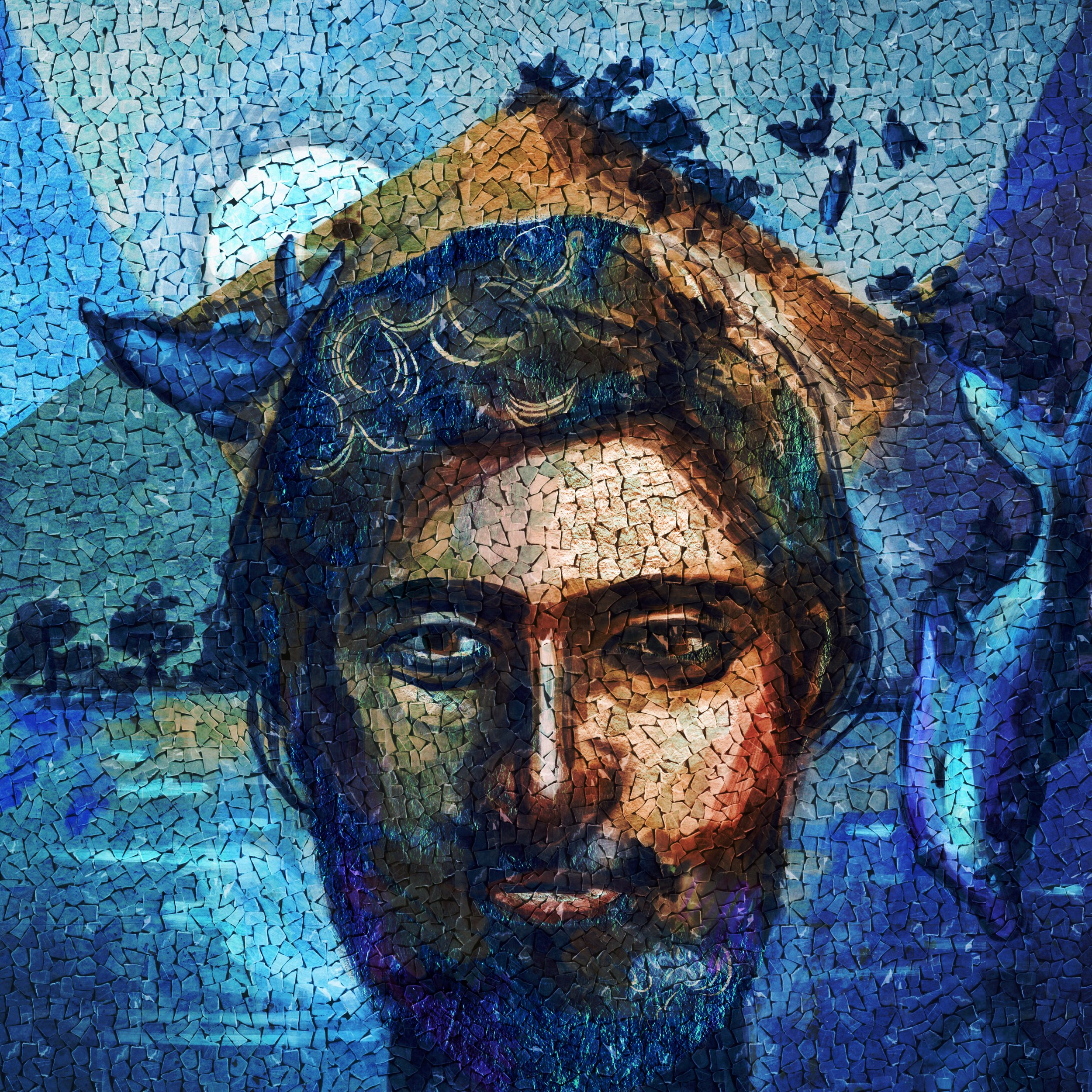 Yeshua the Dolphin Album Cover