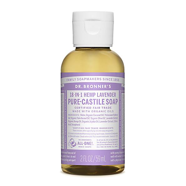 Dr Bronner's Pure Castile Soap