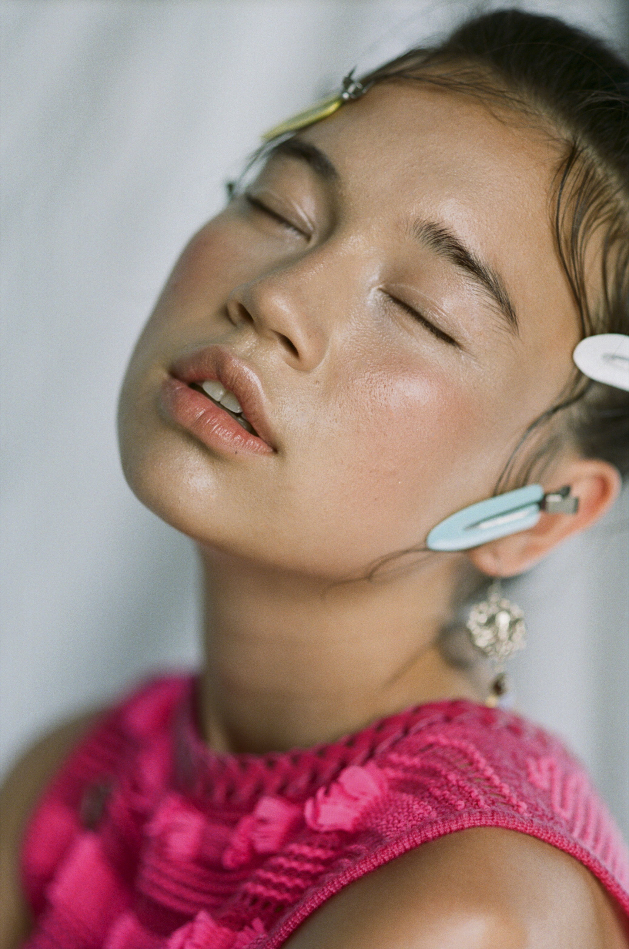 Image: Stephanie Sian Smith | Makeup Artist: Khandiz Joni | Hair: Betty Bee | Model: Teagan at Milk Model Management