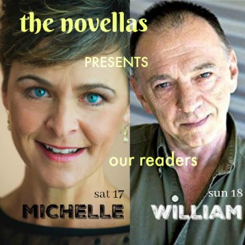 the novellas MICHELLE AND WILLIAM READERS.jpg
