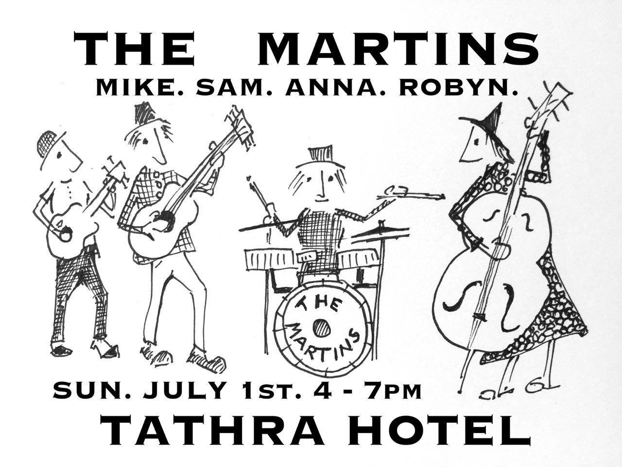 The Martins Poster Tathra Hotel 1 July 2018.jpeg