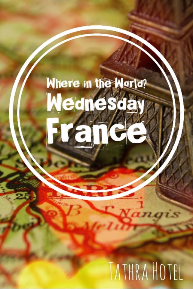 Bon Appetit! Wednesday - Where in the World? FRANCE 530pm-8pm