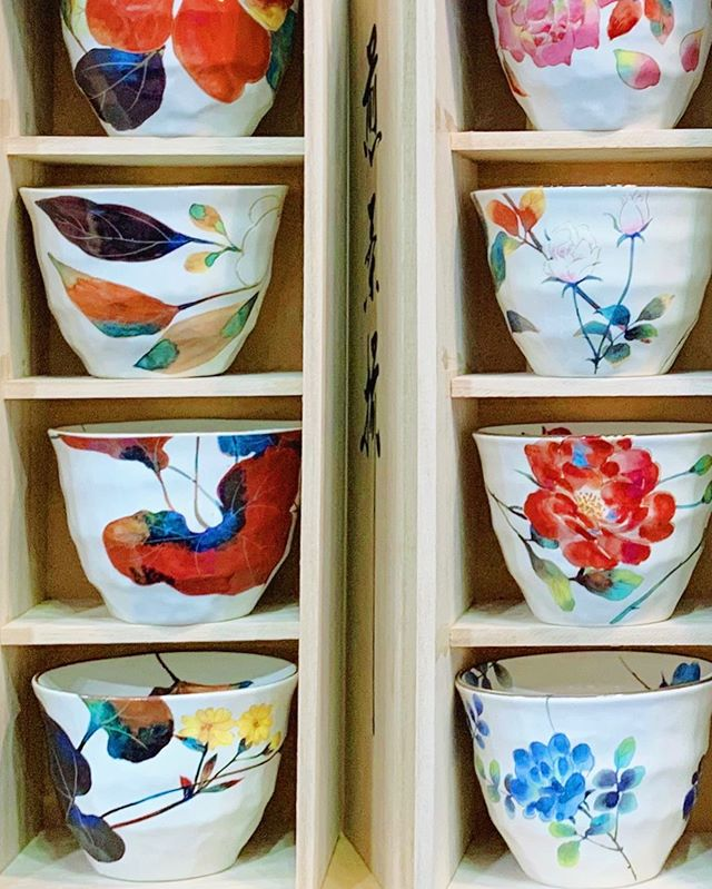 These tea cups will spark joy in your home. We are looking forward to this new shipment. Keep an eyes for it at Pantry. 😉 . . . #washingtondc #pantrythai #petworthdc #drinks #DCevents #bar #dc #WashingtonDC #acreativedc #delicious #thairestaurant #fundrinks #bythings  #vegetarian #decor #tablesetting #sushi #bentobox #beautifulmarket #cookbooks #thaigrocery #rawhoney  #maplesyrup #peanutbutterlover #oliveoils #balsamicvinegar #bamboobasket #cookingtools #woodenspatula #kitchentools #ceramicteacup