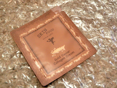 """PRODUCT REVIEW: SKIN FOOD """"GOLD CAVIAR COLLAGEN CREAM"""""""