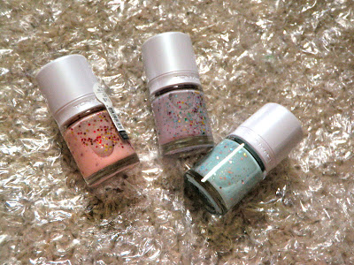 """PRODUCT REVIEW: TONYMOLY """"NAIL LACQUER GLITTER"""""""