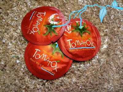 "PRODUCT REVIEW: TONYMOLY ""TOMATOX MAGIC WHITE MASSAGE PACK"""