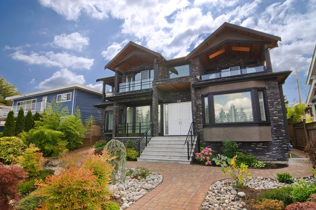 418 North Springer Rd. - 7 Bed/8 Bath Custom HomeBurnaby, BC4,696 sq. ft.