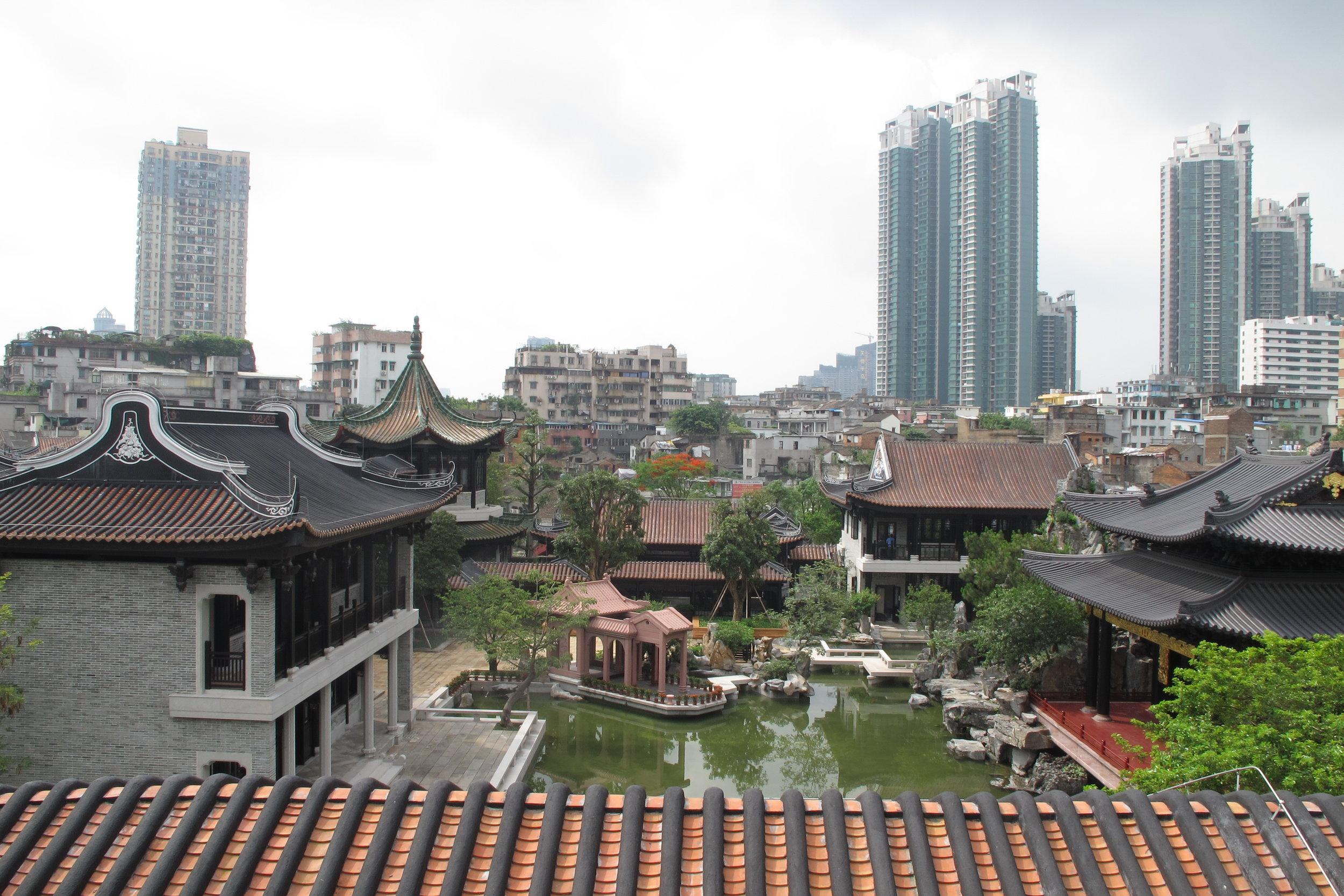 Guangzhou city view (Image ©Duanfang Lu)