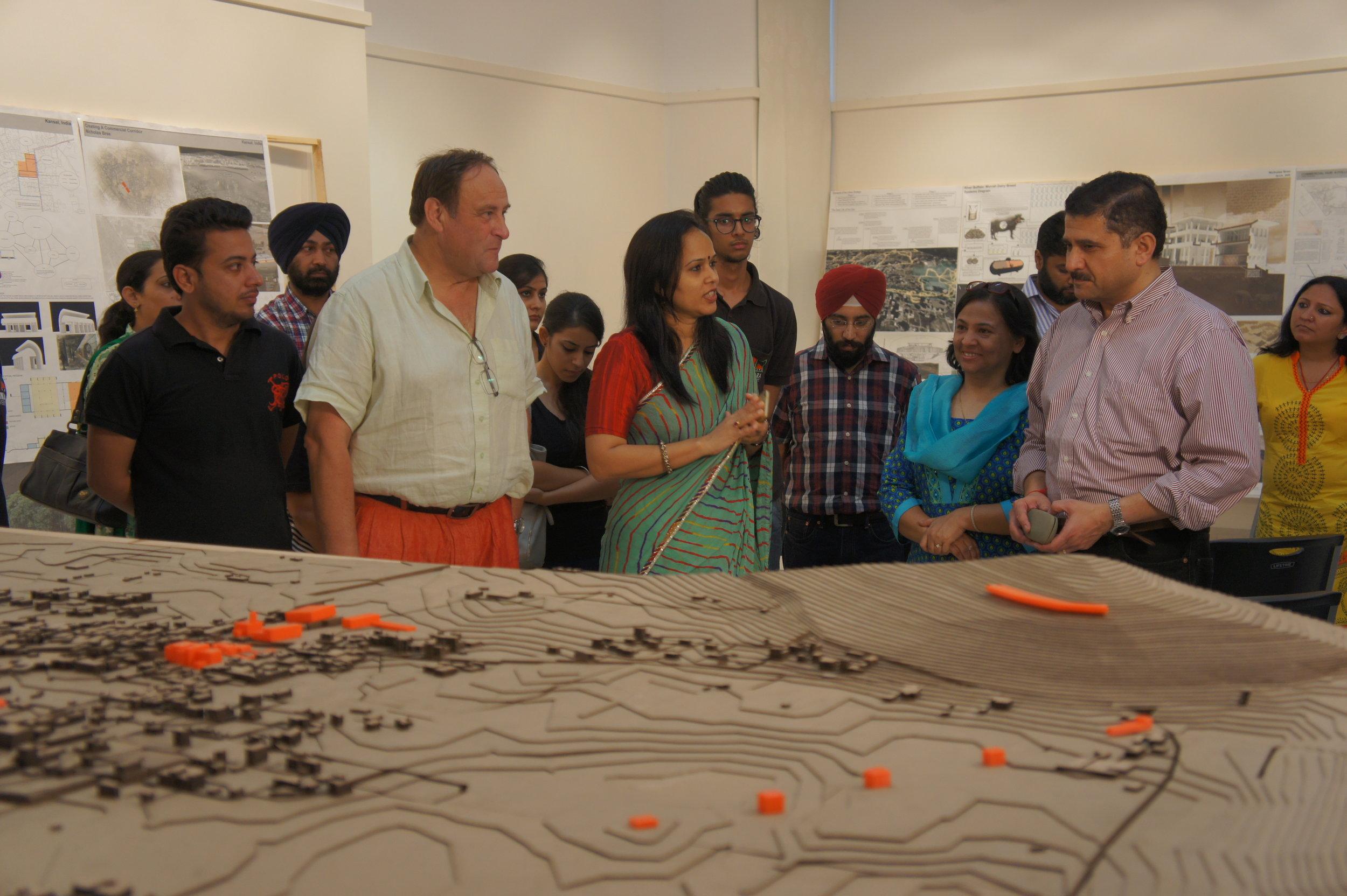 Urban Edge Chandigarh Exhibit 3 - 2015.JPG