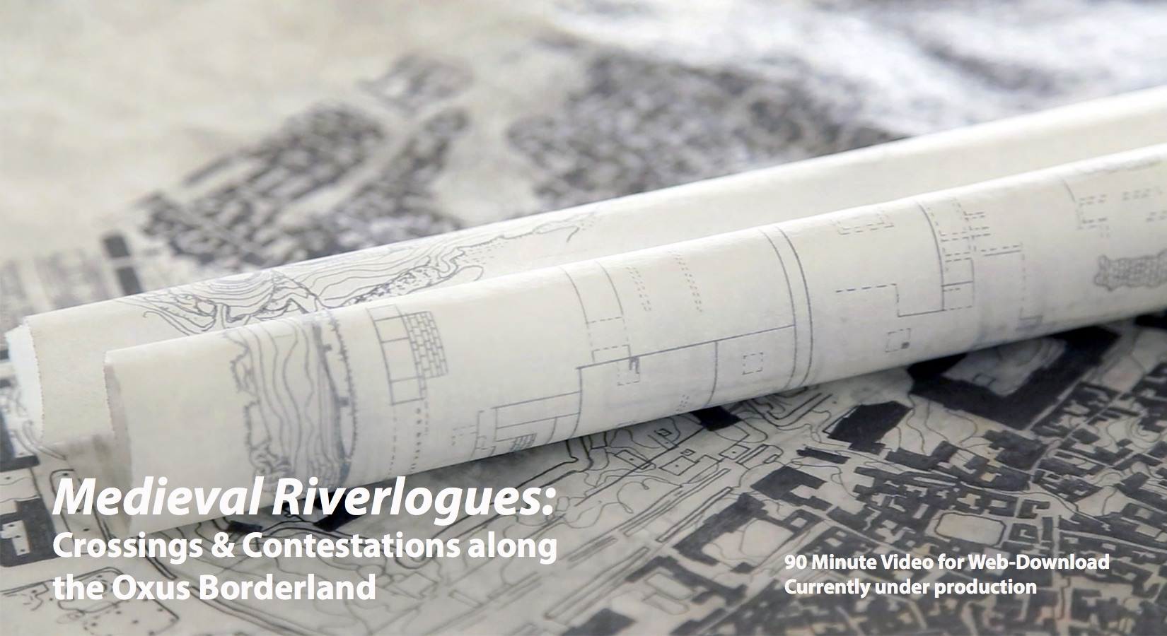Medival Riverlogues Video Project (Image © Manu Sobti)