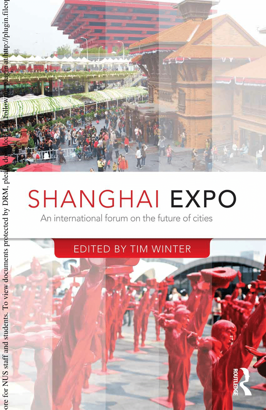 Shanghai Expo (Image © Tim Winter)