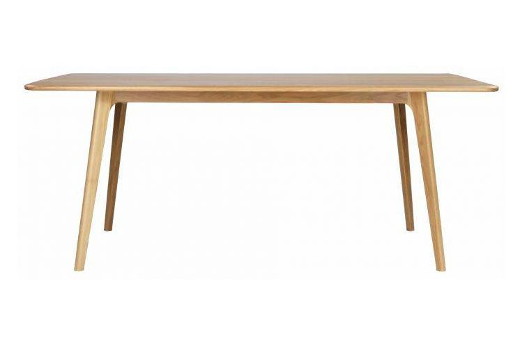 Matt Blatt  Aleksander Solid Oak Dining Table
