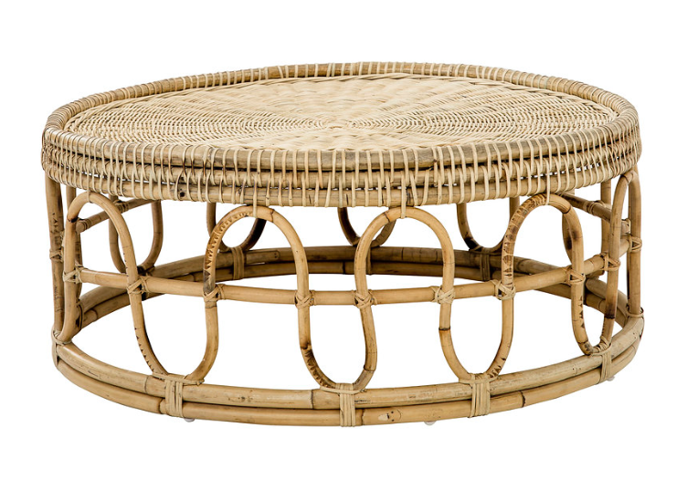 Hello Trader  Coffee Table Woven Large