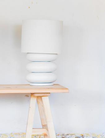 MCM House  Boule Table Lamp