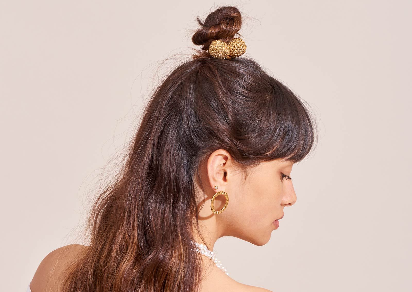 Lucy Folk  Rock Formation Hair Tie