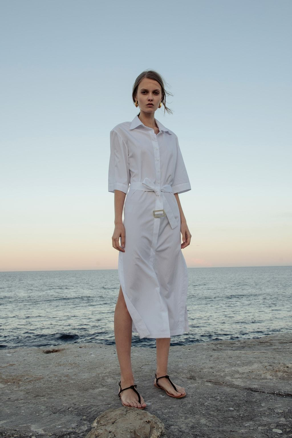Anna Quan  Zola Shirt Dress